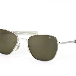 American Optical AO 5257 Original Pilot Polarized Silver aurinkolasit