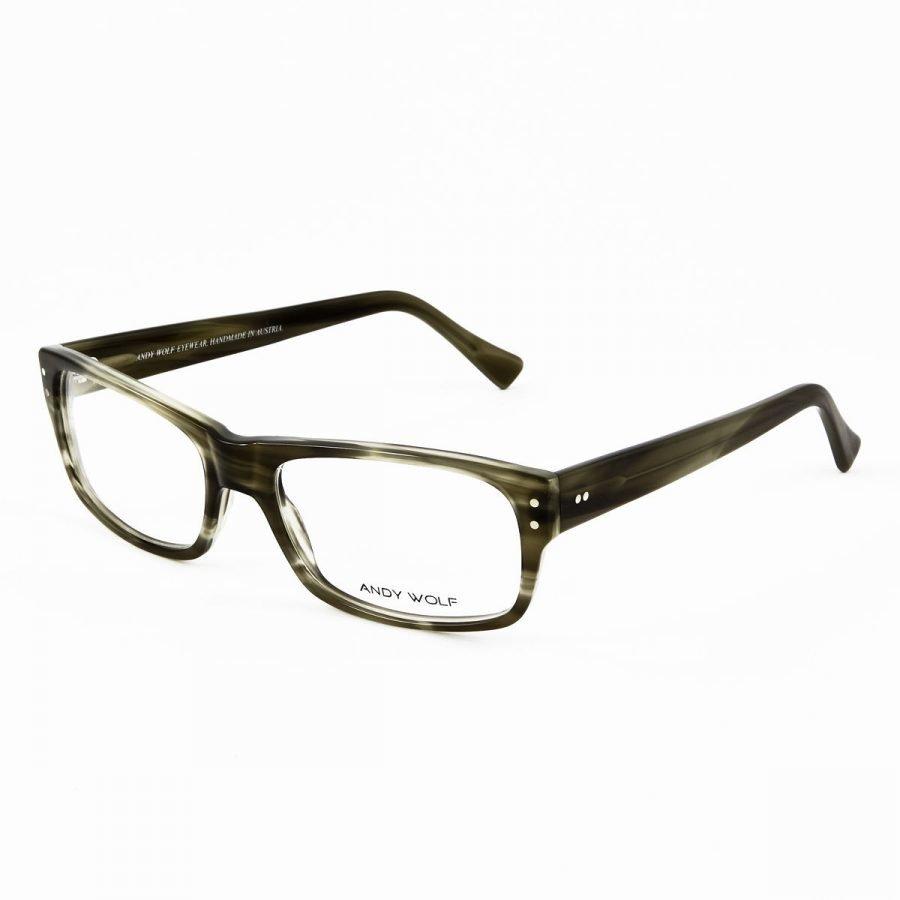 Andy Wolf AW 4446-f olive silmälasit