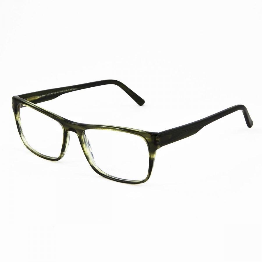 Andy Wolf AW 4482-b olive silmälasit