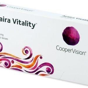 Avaira Vitality 3 kpl Kahden viikon piilolinssit