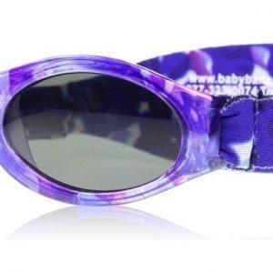 Baby Banz Adventure 0-2 Years 01/APUT Violetti kilpikonna Aurinkolasit