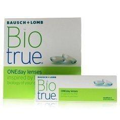 Bausch & Lomb Biotrue ONEday kertakäyttölinssit