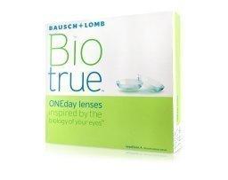 Bausch & Lomb Biotrue ONEday kertakäyttölinssit 90 kpl