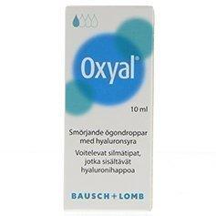Bausch & Lomb Oxyal