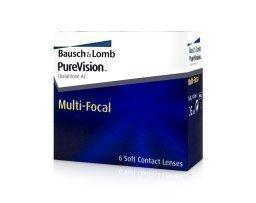 Bausch & Lomb PureVision Multi-Focal yötäpäivää-linssit 6 kpl