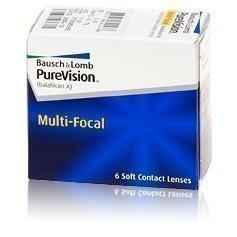 Bausch & Lomb PureVision Multifocal kuukausilinssit