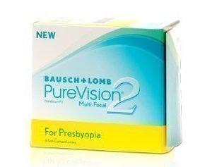 Bausch & Lomb PureVision2 HD Multi-Focal kuukausilinssit