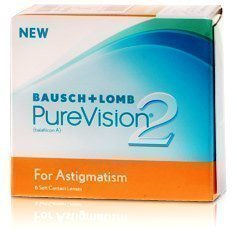 Bausch & Lomb PureVision2 HD for Astigmatism tooriset linssit