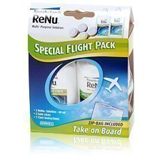 Bausch & Lomb ReNu Flight Pack