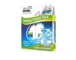 Bausch & Lomb ReNu Flight Pack linssineste 2x60 ml
