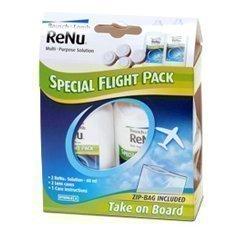 Bausch & Lomb ReNu Flight Pack