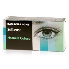 Bausch & Lomb SofLens Natural Colors kuukausilinssit