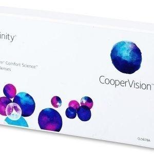 Biofinity 3kpl Yötäpäivää piilolinssit