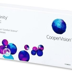 Biofinity Toric 3kpl Tooriset piilolinssit