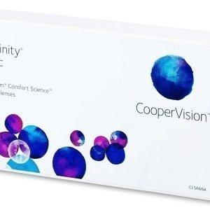 Biofinity Toric 6kpl Tooriset piilolinssit