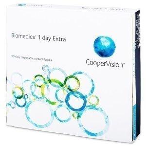 Biomedics 1 Day Extra 90kpl Kertakäyttölinssit