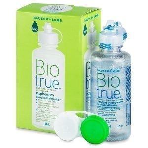 Biotrue Piilolinssineste 120 ml