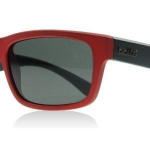 Bolle Junior Daemon 11978 Matta punainen-musta Aurinkolasit