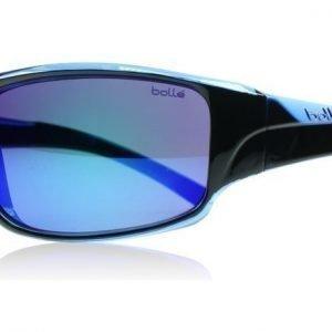 Bolle Keelback 11903 Kiiltävä musta/ sininen Aurinkolasit