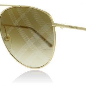 Burberry 3072 1017B3 Kulta Aurinkolasit