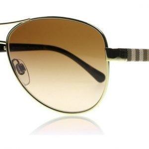 Burberry 3080 114513 Kulta-kilpikonna Aurinkolasit