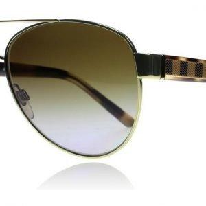 Burberry 3084 1145-T5 Kulta Aurinkolasit