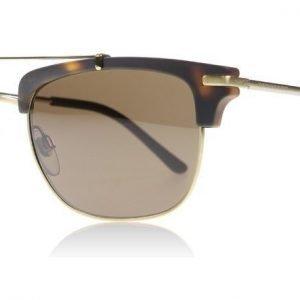 Burberry 4202Q 3538/5W Kilpikonna-kulta Aurinkolasit