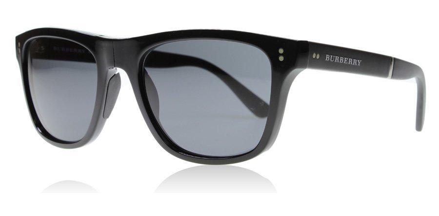 Burberry 4204 30015V Musta Aurinkolasit - Optikko24.fi 58fbc3d2e5