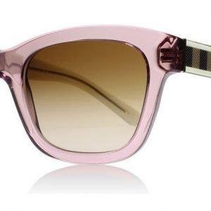Burberry 4209 356513 Kristalli vaaleanpunainen Aurinkolasit