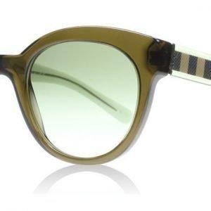 Burberry 4210 30108E Oliivin vihreä Aurinkolasit