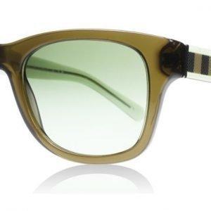 Burberry 4211 30108E Ollivin vihreä Aurinkolasit
