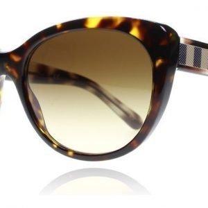 Burberry 4224 3002113 Tumma kilpikonna Aurinkolasit
