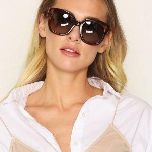 Céline New Audrey Aurinkolasit Havana