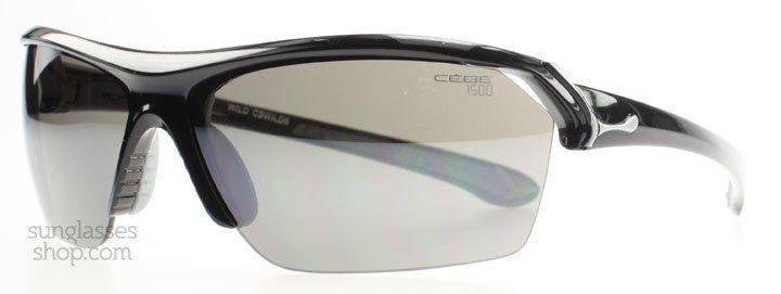 Cebe Wild Musta Aurinkolasit - Optikko24.fi f73715094c