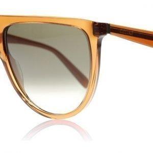 Celine 41435/S EFB Tumma läpikuultava oranssi Aurinkolasit