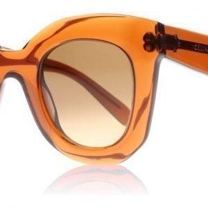 Celine Baby Marta EFB Tumma oranssi Aurinkolasit
