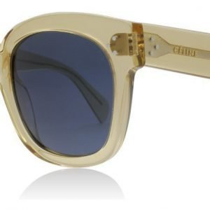 Celine New Audrey CL41805/S XKG Samppanja Aurinkolasit