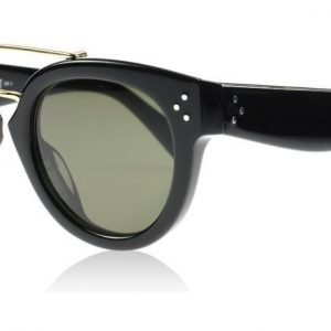 Celine New Preppy 41043S 807 Musta Aurinkolasit