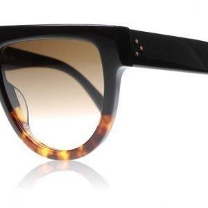 Celine Shadow 41026 FU55I Musta-kilpikonna Aurinkolasit