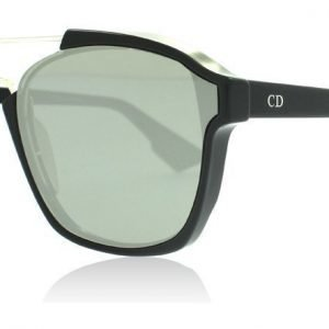 Christian Dior Abstract 8070T Musta Aurinkolasit