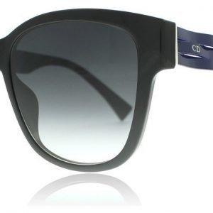 Christian Dior DiorRibbon1N UGO9O Musta-sininen Aurinkolasit