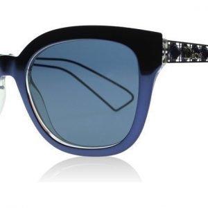 Christian Dior Diorama1 DiorAma1 TGV sininen Aurinkolasit