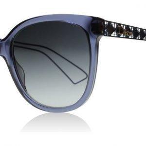 Christian Dior Diorama3 TGZ Sininen Aurinkolasit