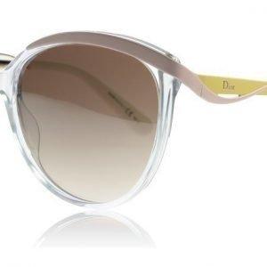 Christian Dior Metaleyes1 6OB Kirkas-Pinkki-Keltainen Aurinkolasit