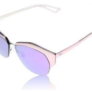Christian Dior Mirrored I24TE Kiiltävä pinkki Aurinkolasit