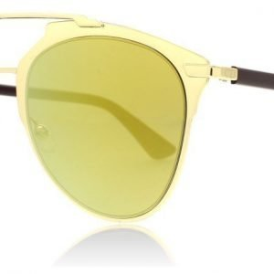 Christian Dior Reflected YC2K1 Kulta-luumu Aurinkolasit