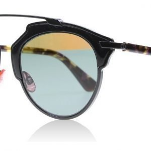 Christian Dior So Real NT1ZJ Musta-kilpikonna Aurinkolasit