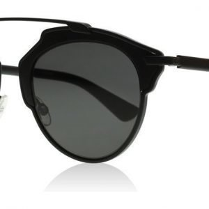 Christian Dior So Real RLSLY Musta Aurinkolasit