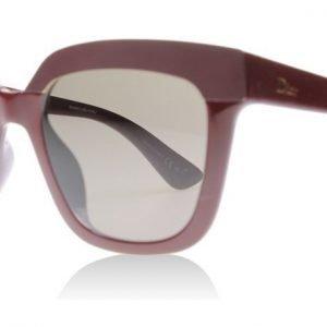 Christian Dior Soft 2 MGR Viininpunainen Aurinkolasit