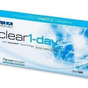 Clear 1-Day 30kpl Kertakäyttölinssit